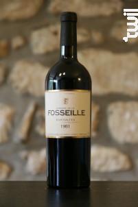 Rivesaltes - Domaine de la Fosseille - 1981 - Rouge