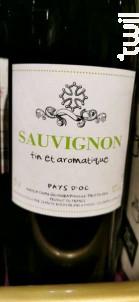 Sauvignon - Trilles - 2018 - Blanc
