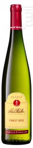 Pinot Gris - Louis Hauller - Non millésimé - Blanc