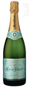 Cuvée de la Reine Brut Premier Cru - Champagne Marie Stuart - Non millésimé - Effervescent
