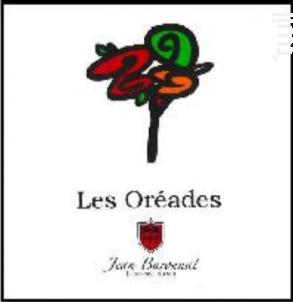 Les Oréades - Baronnat Jean - Non millésimé - Rouge