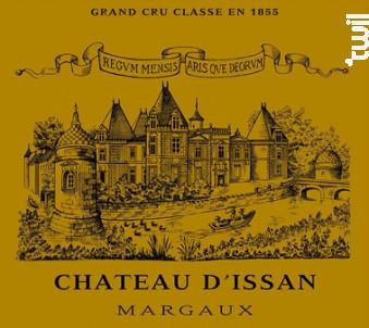 Château d'Issan - Château d'Issan - 2016 - Rouge