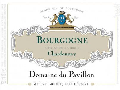 Bourgogne Chardonnay - Domaine du Pavillon - Domaines Albert Bichot - 2016 - Blanc