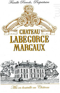 Château Labégorce - Château Labégorce - 2015 - Rouge
