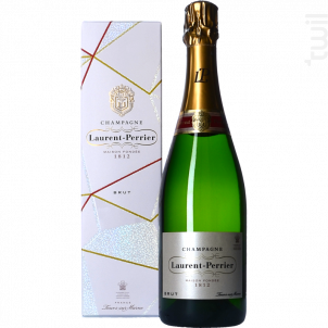 Champagne Laurent-perrier + Etui - Champagne Laurent-Perrier - Non millésimé - Effervescent