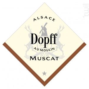 Muscat de Riquewihr - Dopff Au Moulin - 2019 - Blanc