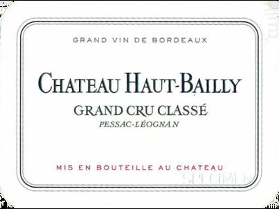 Château Haut-Bailly - Château Haut-Bailly - 2013 - Rouge