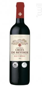 Château Croix de Reverdi - Vignobles Thomas - 2015 - Rouge