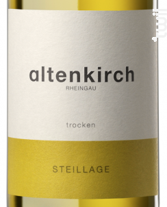 Altenkirch Steillage - Weingut Friedrich Altenkirch - 2015 - Blanc