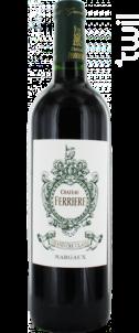 Château Ferrière - Domaines Claire Villars Lurton - Château Ferrière - 2008 - Rouge