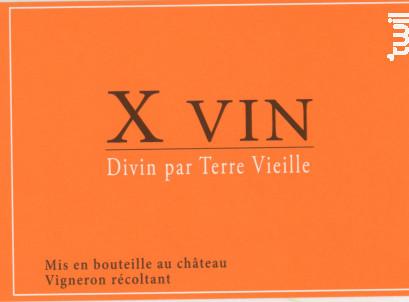XVIN - Château Terre Vieille - Non millésimé - Rouge