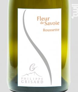 Fleur de Savoie - Maison Philippe Grisard - 2019 - Blanc
