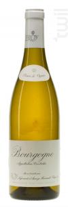 Bourgogne Chardonnay Fleurs de Vignes - Domaine Leroy - Non millésimé - Blanc