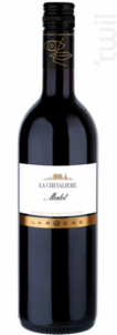Merlot De La Chevalière - Laroche - 2016 - Rouge