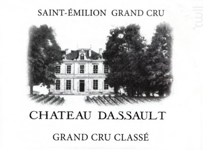 Château Dassault - Château Dassault - 2012 - Rouge
