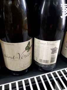 Saint-Véran - Les Grands Crus Blancs - 2017 - Blanc