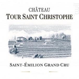 Château Tour Saint Christophe - Château Tour Saint Christophe - 2015 - Rouge