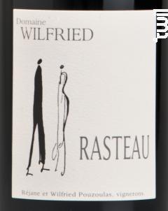 Rasteau - Domaine Wilfried - 2016 - Rouge