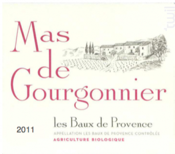 Tradition - Mas Gourgonnier - 2018 - Rouge