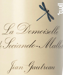 La Demoiselle de Sociando Mallet - Château Sociando Mallet - 2014 - Rouge