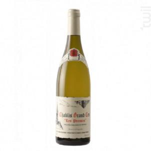 Chablis Grand Cru les Preuses - Rene Et Vincent Dauvissat - 2017 - Blanc