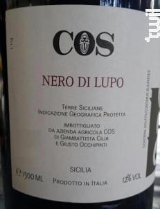 Nero di Lupo - COS - 2016 - Rouge