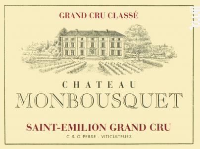 Château Monbousquet - Château Monbousquet - 2008 - Rouge
