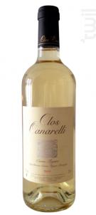 Clos canarelli - Clos Canarelli - Yves Canarelli - 2019 - Blanc