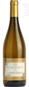 Beaujolais Blanc - Domaine Ludovic Charvet - 2018 - Blanc