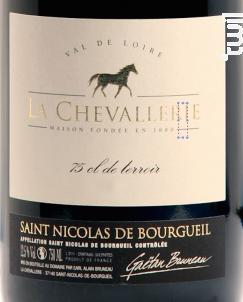 75 cl de terroir - La Chevallerie - Gaëtan Bruneau - 2019 - Rouge