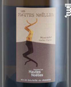 Muscadet Côtes de Grandlieu/lie - Les Hautes Noëlles - Domaine Les Hautes Noëlles - 2015 - Blanc