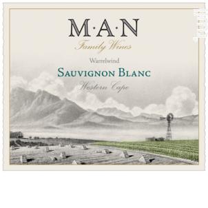 WARRELWIND - SAUVIGNON BLANC - MAN FAMILY WINES - 2019 - Blanc