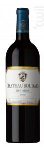 Château Soudars - Château Soudars - 2014 - Rouge