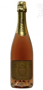 Méthode Traditionnelle Rosé - Domaine de la Rochette - Non millésimé - Effervescent