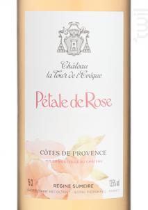 Pétale de Rose - Château La Tour de l'Évêque - 2020 - Rosé
