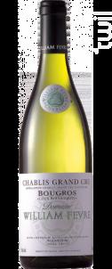 Chablis Grand Cru -Bougros - Domaine William Fevre - 2011 - Blanc