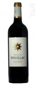 Château de Rouillac - Château de Rouillac - 2012 - Rouge