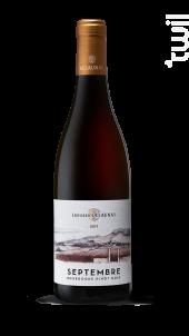 Septembre - Bourgogne Pinot Noir - Edouard Delaunay - 2018 - Rouge