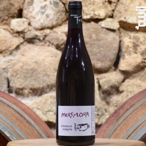 Mersylora - Domaine Farjon - 2019 - Rouge