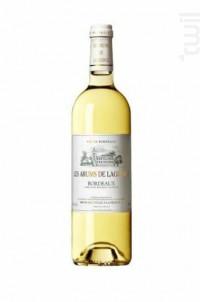 Les Arums de Lagrange - Château Lagrange - 2016 - Blanc