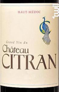 Château Citran - Château Citran - 2018 - Rouge