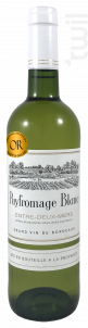 Puyfromage Blanc - Château Puyfromage - 2019 - Blanc
