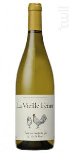 La Vieille Ferme - Famille Perrin - La Vieille Ferme - 2018 - Blanc