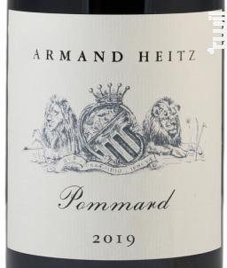 Pommard - Armand Heitz - 2019 - Rouge