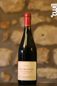 Bourgogne Côte Chalonnaise - Domaine Annie Derain - 1992 - Rouge
