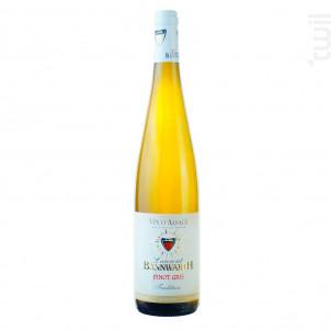 Pinot Gris - Domaine Bannwarth - 2017 - Blanc