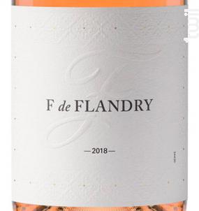 F de Flandry - Sieur d'Arques - 2018 - Rosé