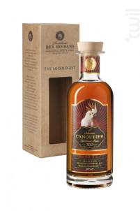 CANOUBIER Rhum des Caraïbes XO - Distillerie des Moisans - Non millésimé - Blanc
