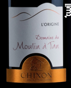 L'Origine - Domaine du Moulin à Tan - 2016 - Rouge