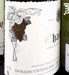 Chablis - Domaine Chatelain - 2018 - Blanc